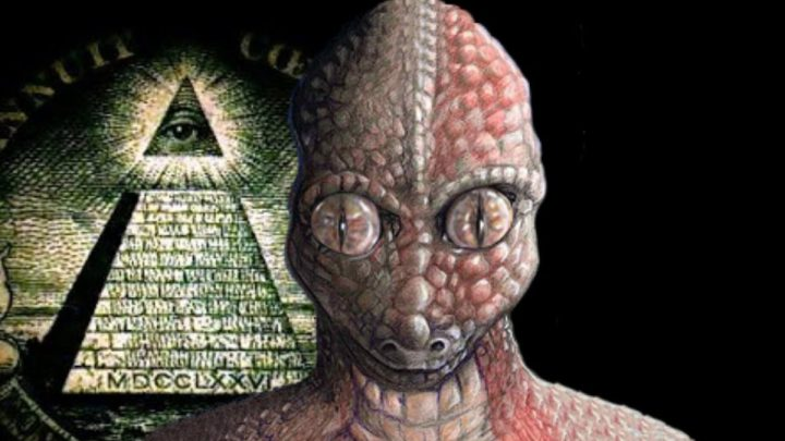 The Reptilian Plot: The Holographic Prison