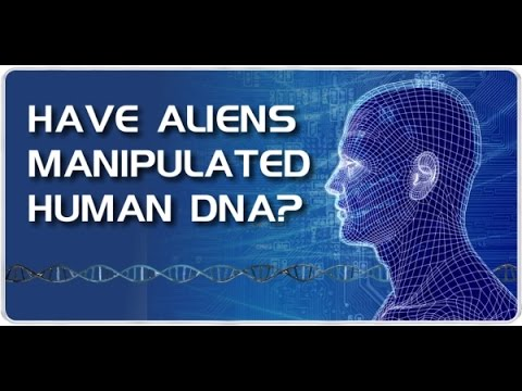 Human DNA was designed by aliens claims a group of scientists