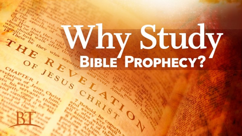 Prophecy of bible
