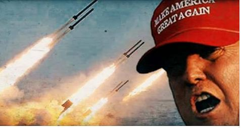 BREAKING: U.S. Launched 59 Missiles at Syrian Base.