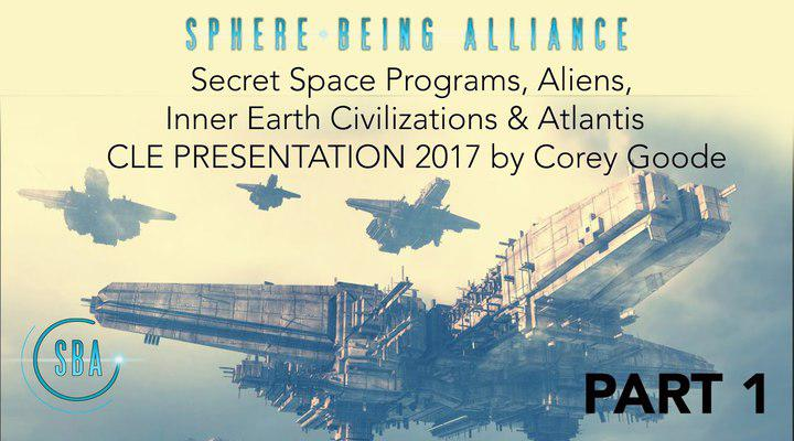 CLE 2017 Revealed in detail about Secret Space Programs, Aliens, and Inner Earth Civilizations(conscious Life expo 2017)