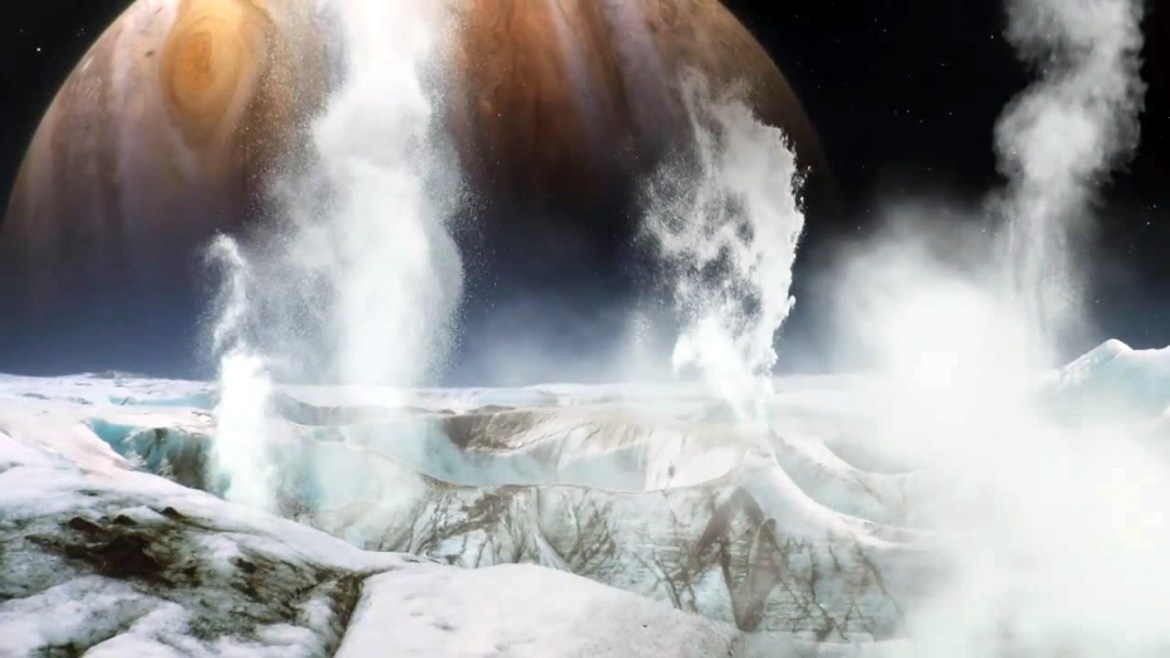 NASA to unveil discoveries of oceans beyond Earth, at press conference