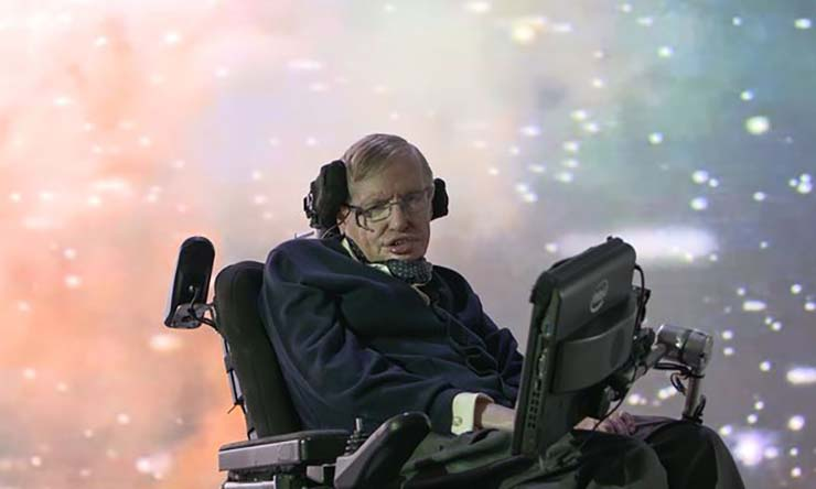 Stephen Hawking warns that we must leave Earth