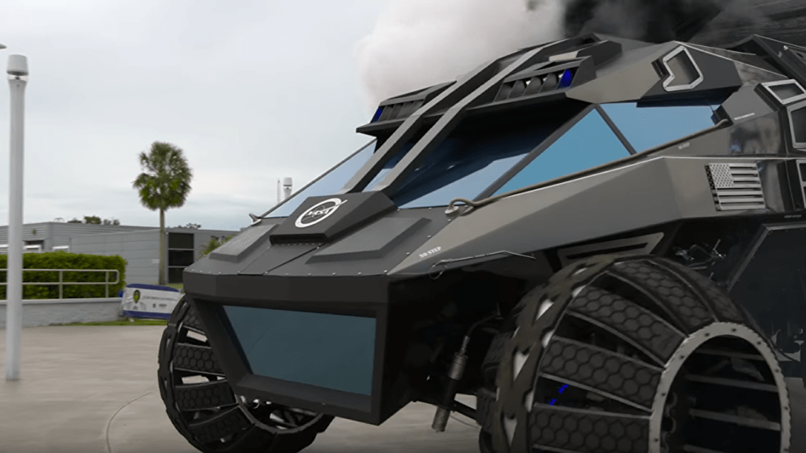 Mars rover: The SUV with which NASA wants to travel Mars