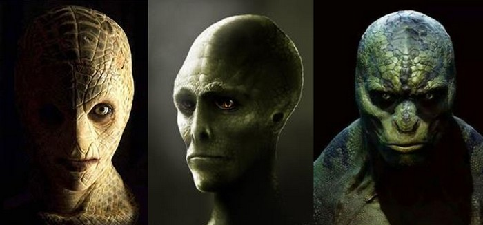 Reptilian god of the ancient people of the Anasazi