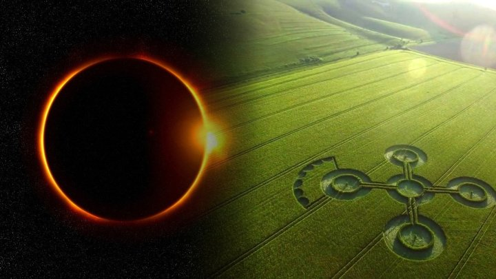 Is There A Surprising Relationship Between Crop Circles and Eclipses