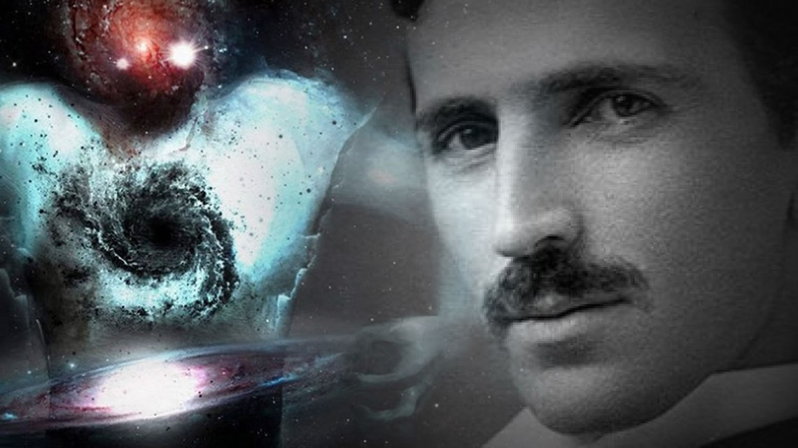 Biographer of Nikola Tesla states that the Scientist had contact with Aliens