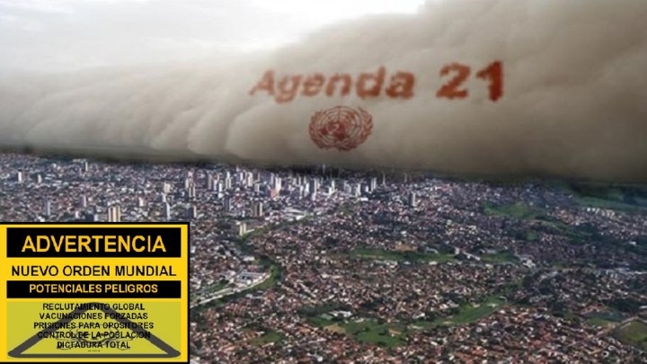 Agenda 21: The depopulation of 95% of the world in 2030 YA is in March