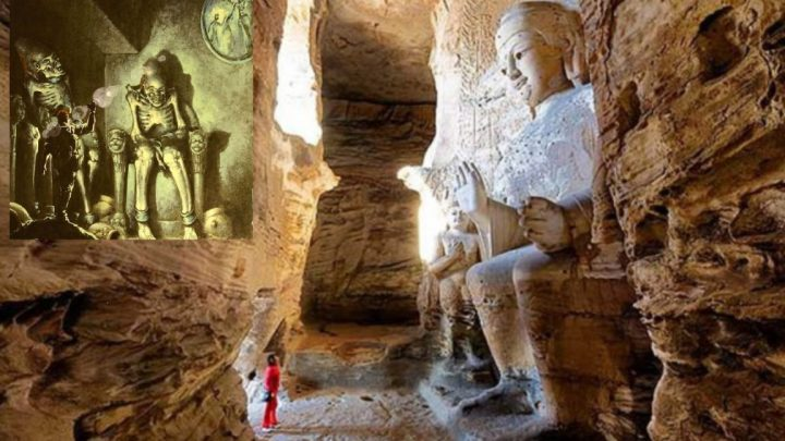 "A ""Giant Underground City"" Discovered in the Grand Canyon"