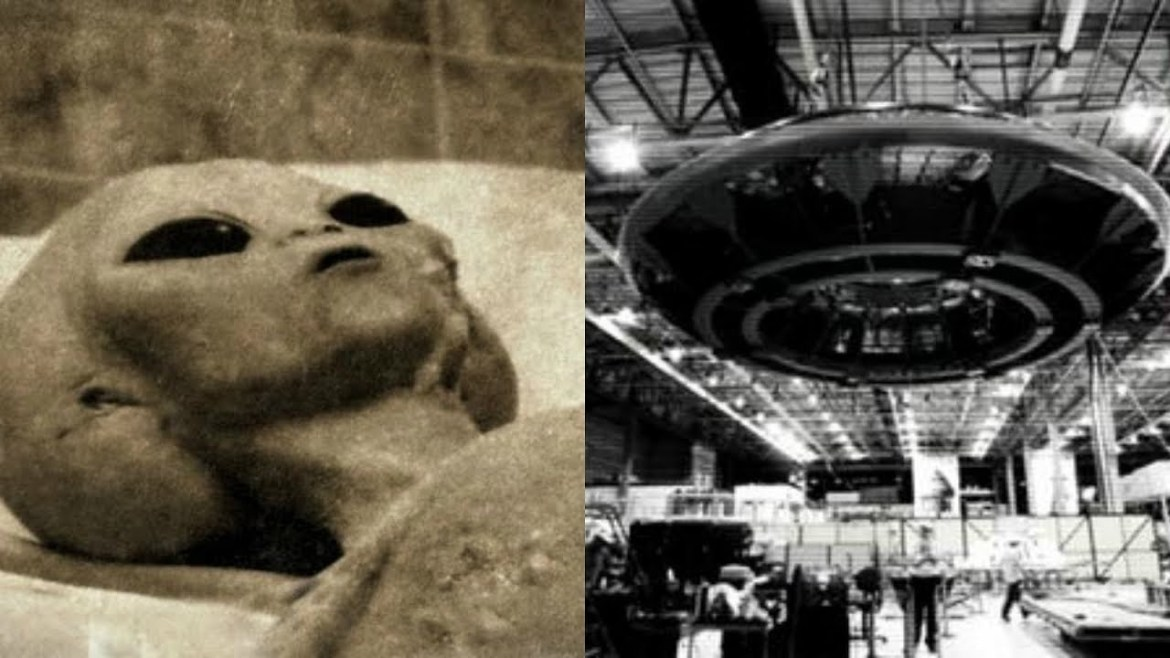 Hangar 1: Is the Extraterrestrial Government hiding in this Base?