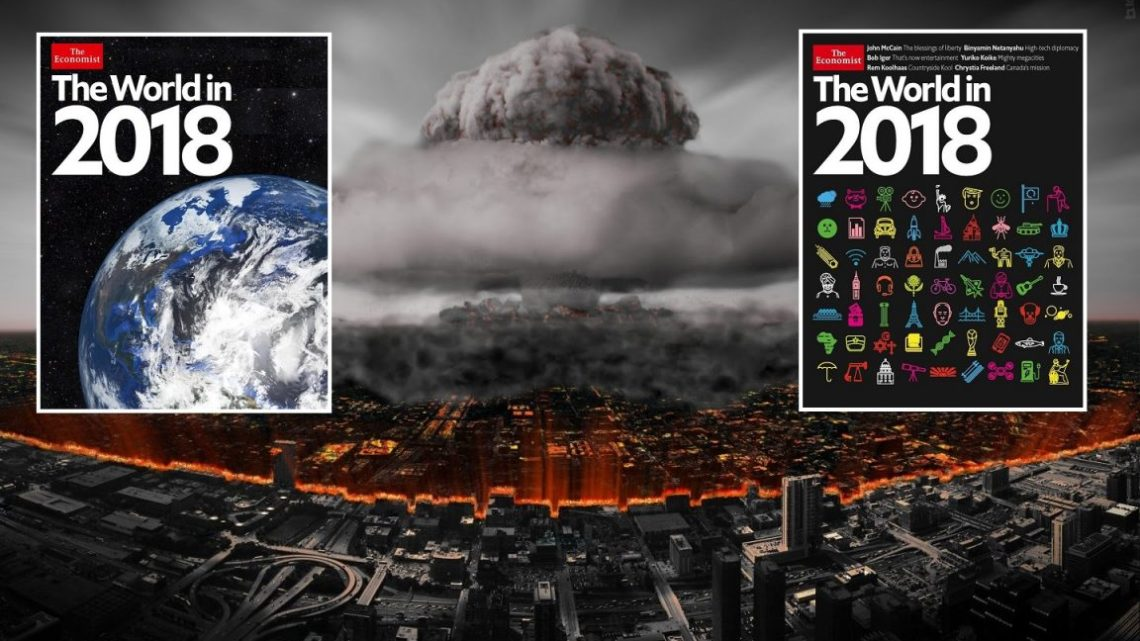 The World in 2018 : We Reveal the Terror Hidden Secrets on