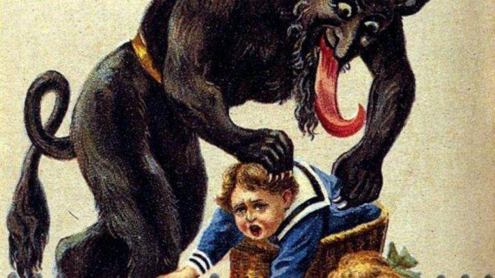 The Legend of Krampus : The Demon of Christmas