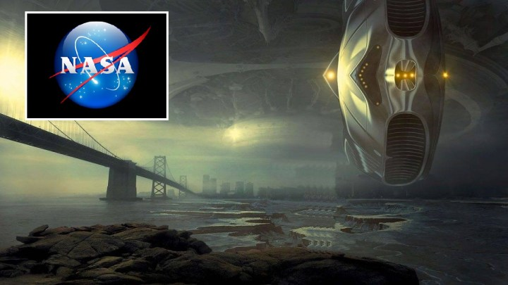 "Controversial Filtrations: Does NASA plan an ""Extraterrestrial Revelation"" next week?"