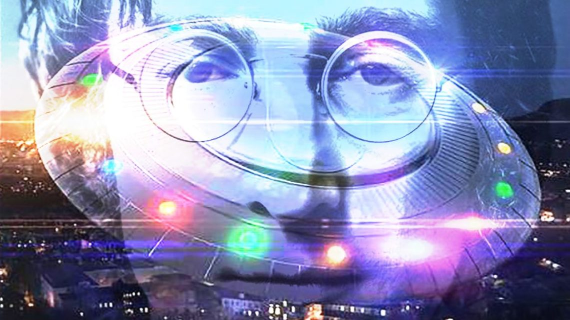 The Mysterious UFO Experience that Changed the Life of John Lennon