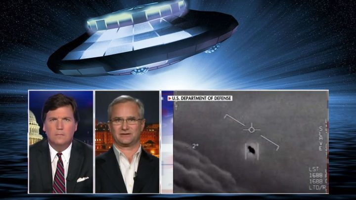 Fighter pilot who followed UFO urges world leaders to take extraterrestrial threat seriously(David Fravor)