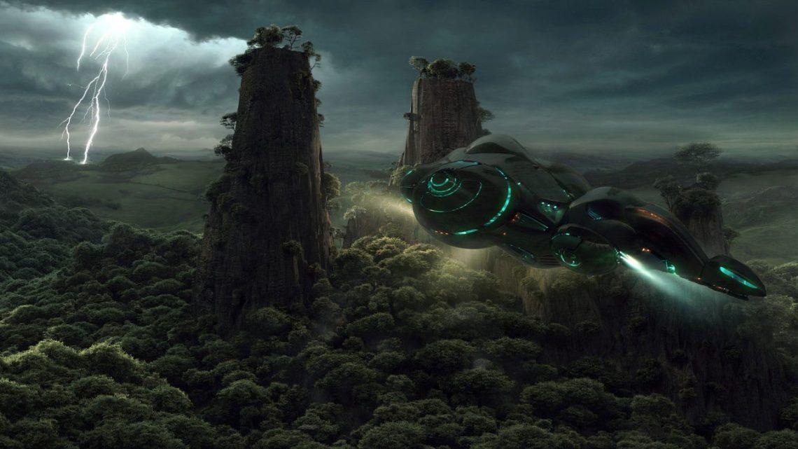 The Wedge of Aiud: An alien landing gear forgotten in Time?