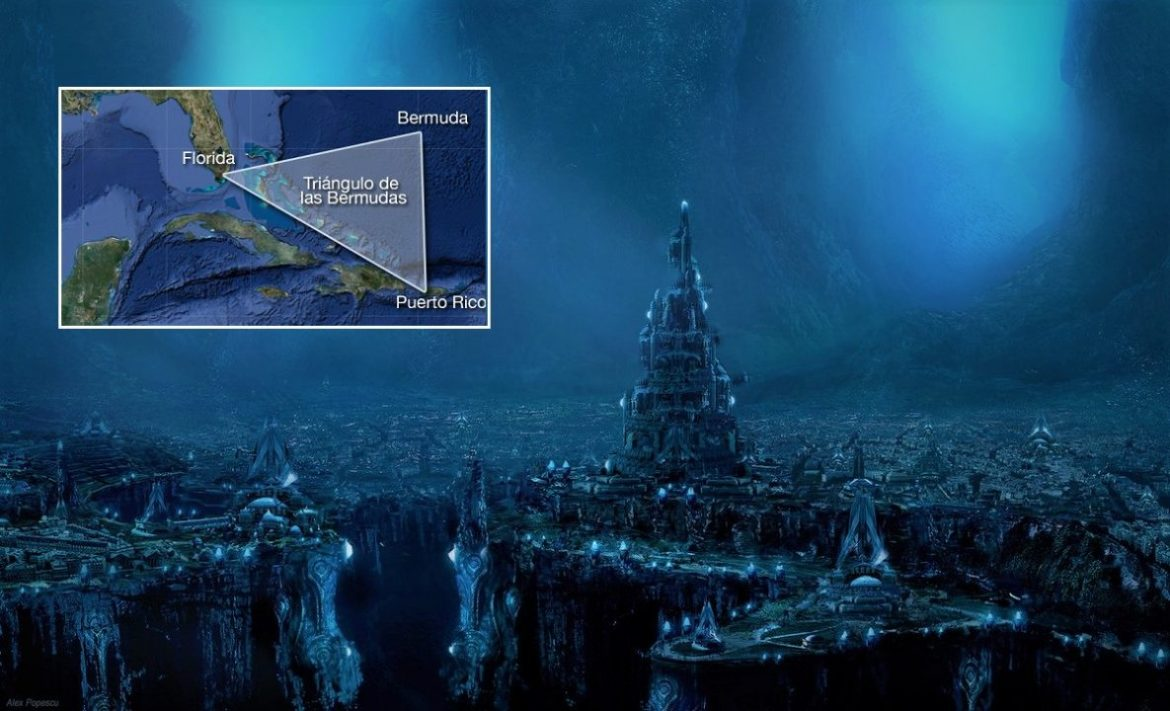 Oceanographers: Under the Bermuda Triangle There are Pyramids and Unknown Technologies
