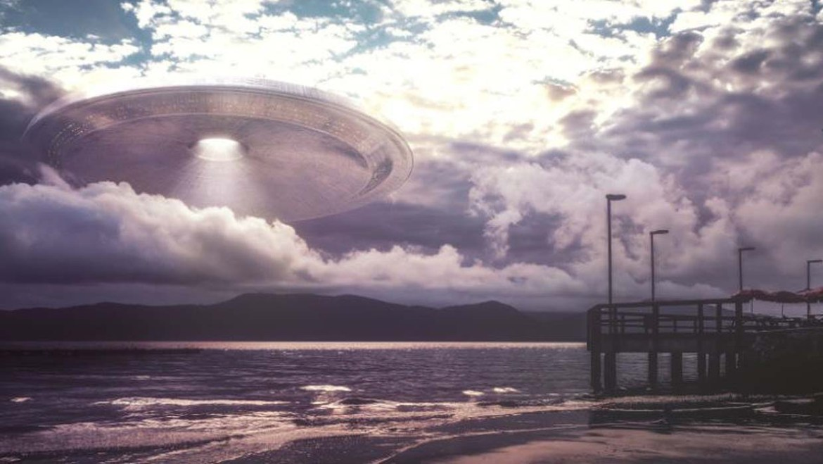 NASA scientist admits that aliens have already visited Earth