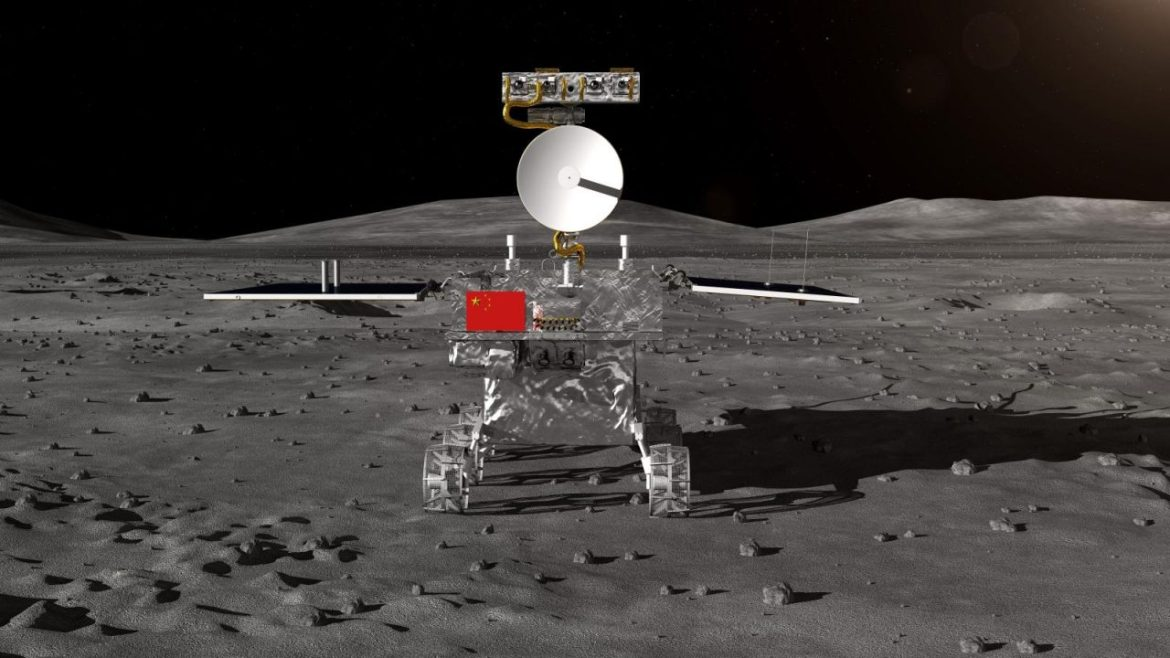 Images of the dark side of the Moon : Chinese probe Chang'e-4 lands on the hidden side of the Moon