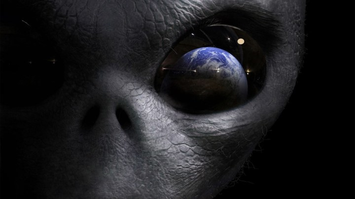 Aliens watch us in a galactic zoo controlled by them, say scientists