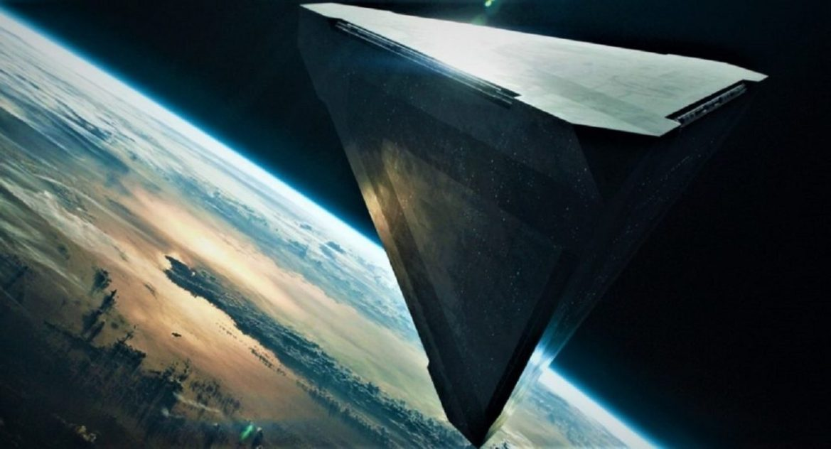 """""""Filtered images"""" of the UN: The truth of the pyramidal UFO over the Pentagon"""