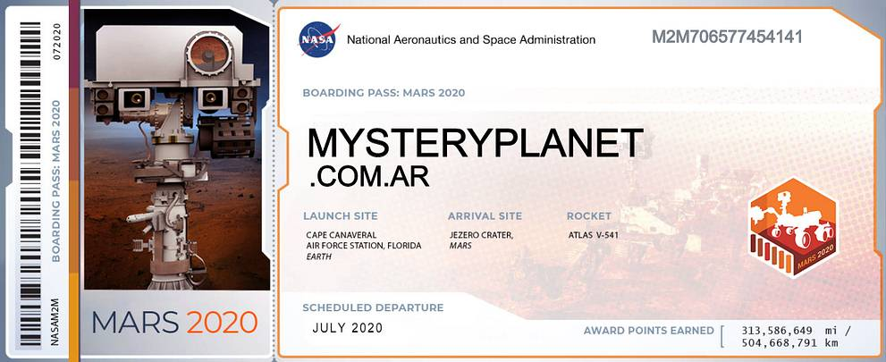 Your name can be on Mars in the year 2021