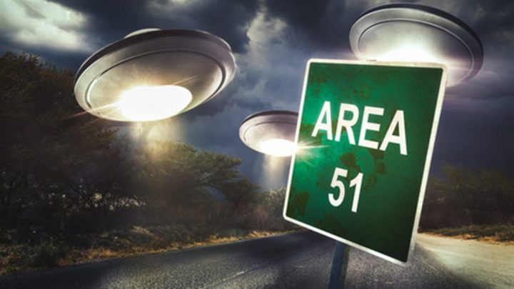 Thousands of people plan to storm Area 51 to discover its secrets