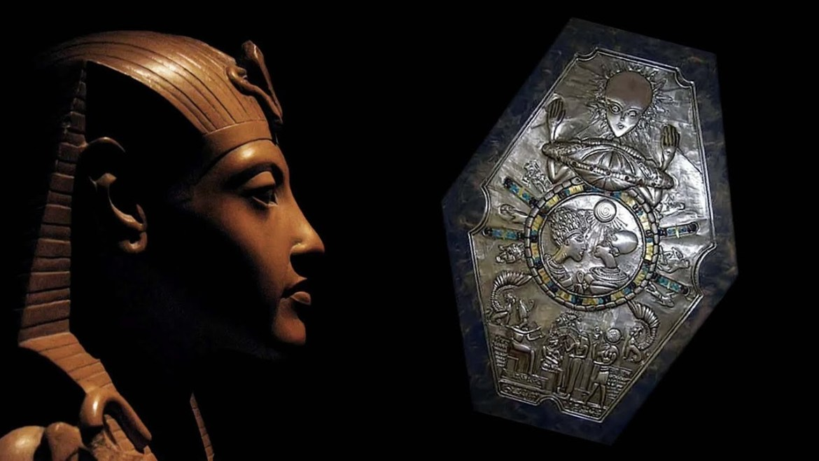 The medallion of the pharaoh: the extraterrestrial connection