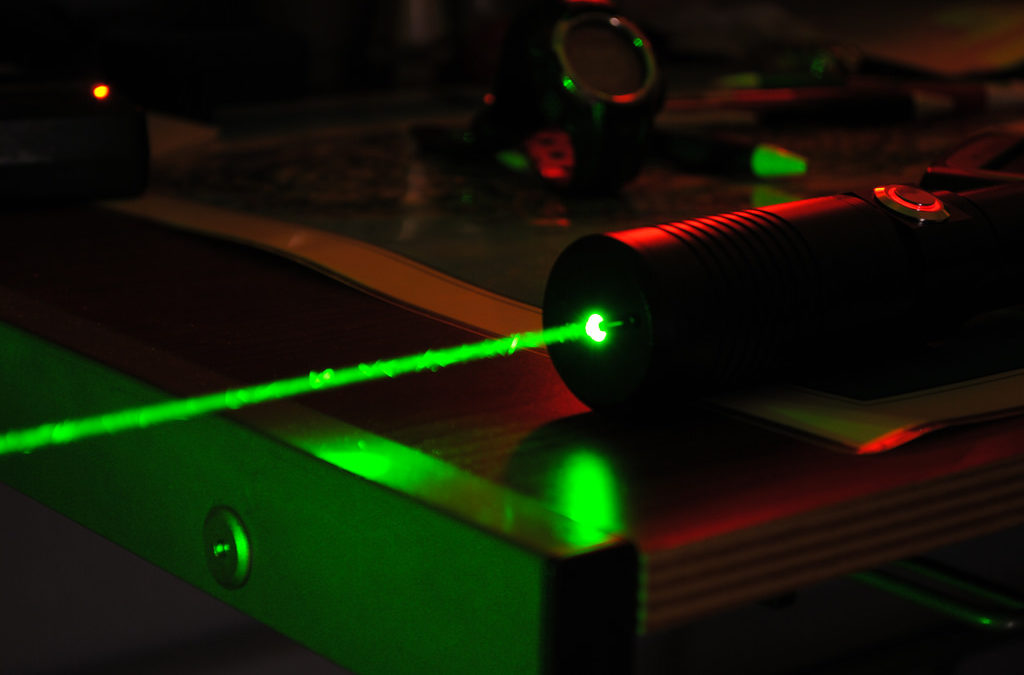 The Pentagon tests a laser that communicate directly to the human mind