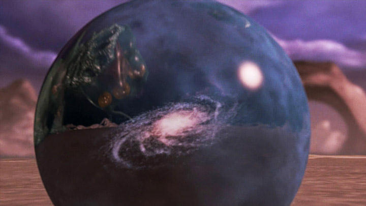 New evidence suggests that the shape of the universe is a closed sphere and not flat