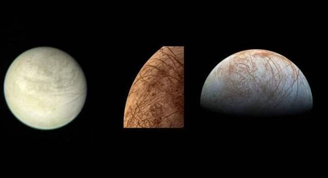 Scientists detect water vapor on Jupiter's moon Europa