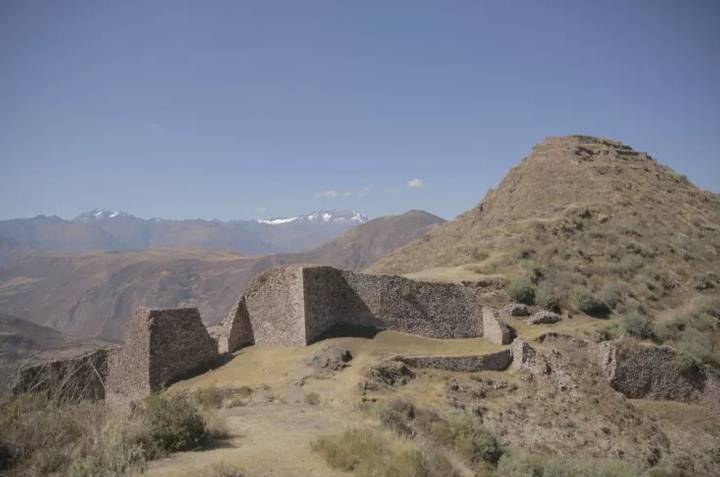 Laser technology reveals an older and higher Inca city(pre-Incas) than Machu Picchu