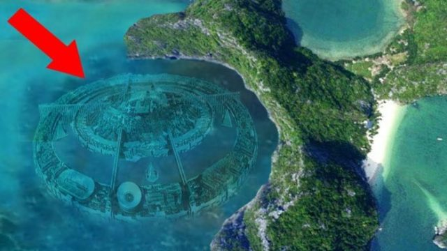 The Atlantean Ring: The Lost Treasure of Atlantis