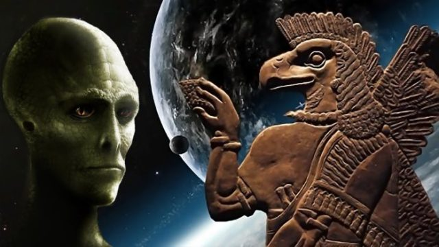 Sumeria, the Anunnaki gods and the possible origin of reptilians