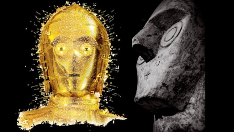 The Giants of Monte Prama: extraterrestrial robots thousands of years ago?