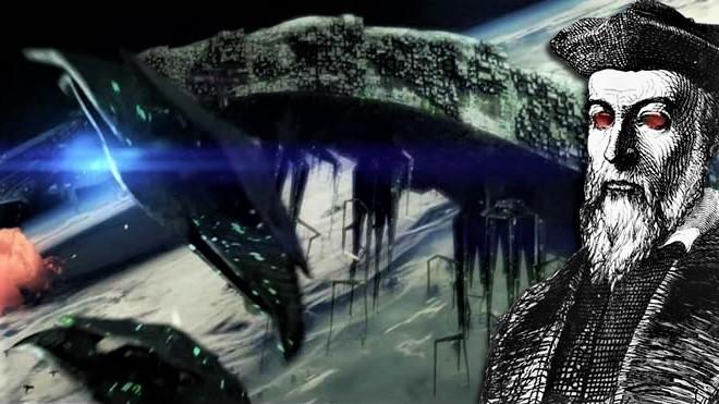 Did Nostradamus predict an alien invasion in 2020?