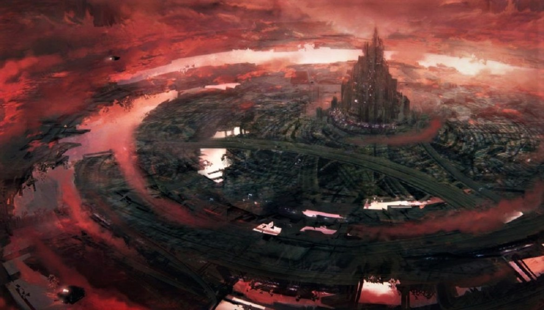 Signs Of Ruins Of An Alien Civilisation Under Martian Desert Found