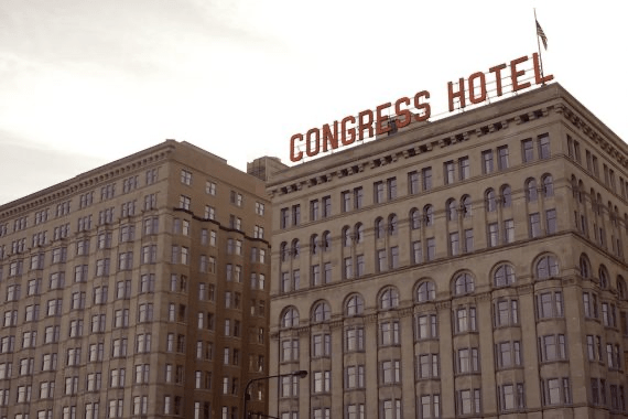 Haunted Hotel Congress