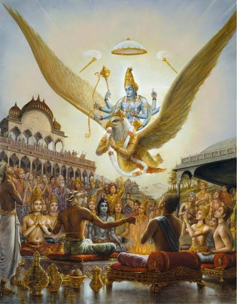 Was Lord Krishna Really An Incarnation Of God Or Did He Belong To An Alien Civilisation?