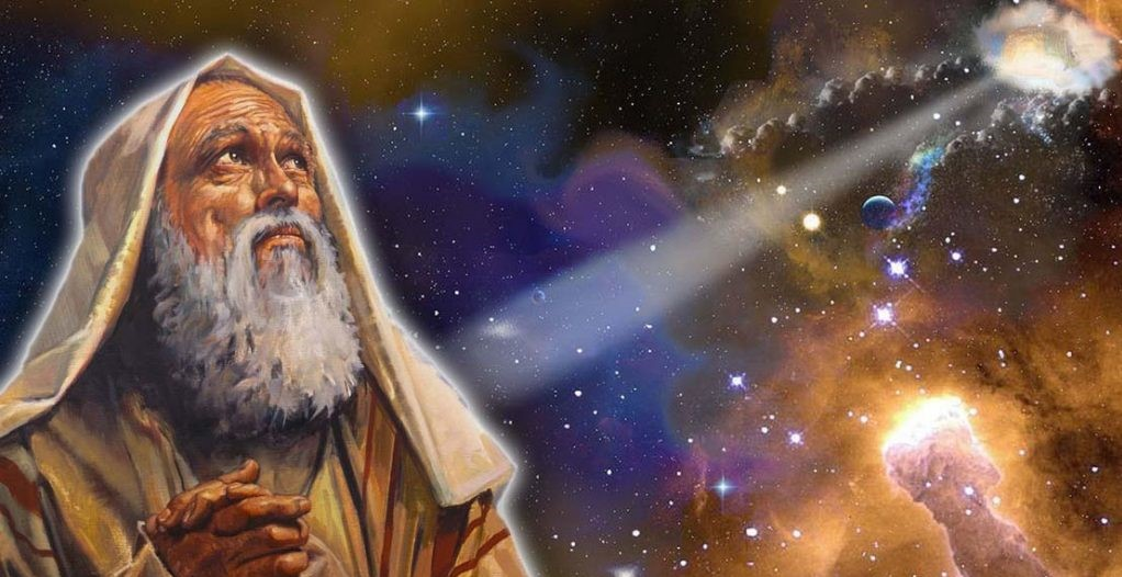 The journey of Enoch: Places visited by the prophet on Earth and in Heaven