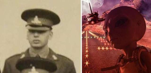 Bill Brooks: Contactee who claims aliens once abducted many British soldiers, and the Government covered it up