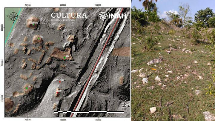 Maya-Städte