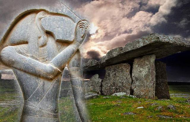 The Legends Of Thoth: The Connection Between Ancient Egypt And Ireland