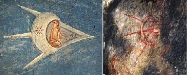 HMysterious Historical Drawings: What do they depict?istorical Drawings