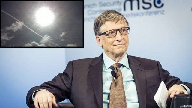 Bill Gates Wants To Cover The Sun To Cool Earth