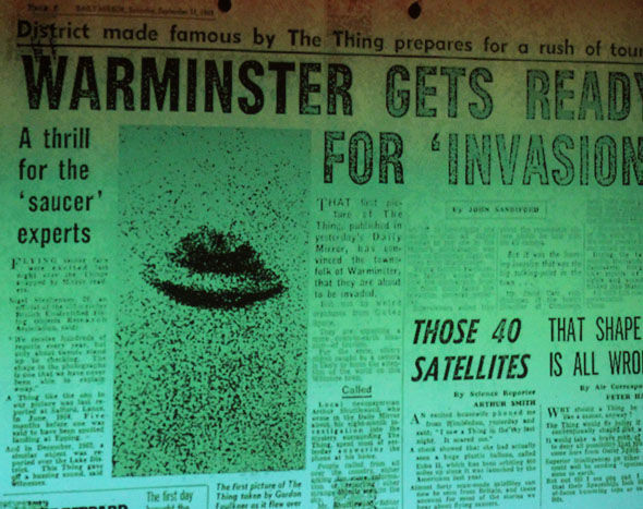 The Warminster Thing: The Mysterious UFO Sightings of 1964