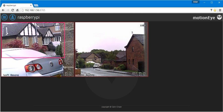 The Cheap Raspberry Pi Security Camera – Infinityflame