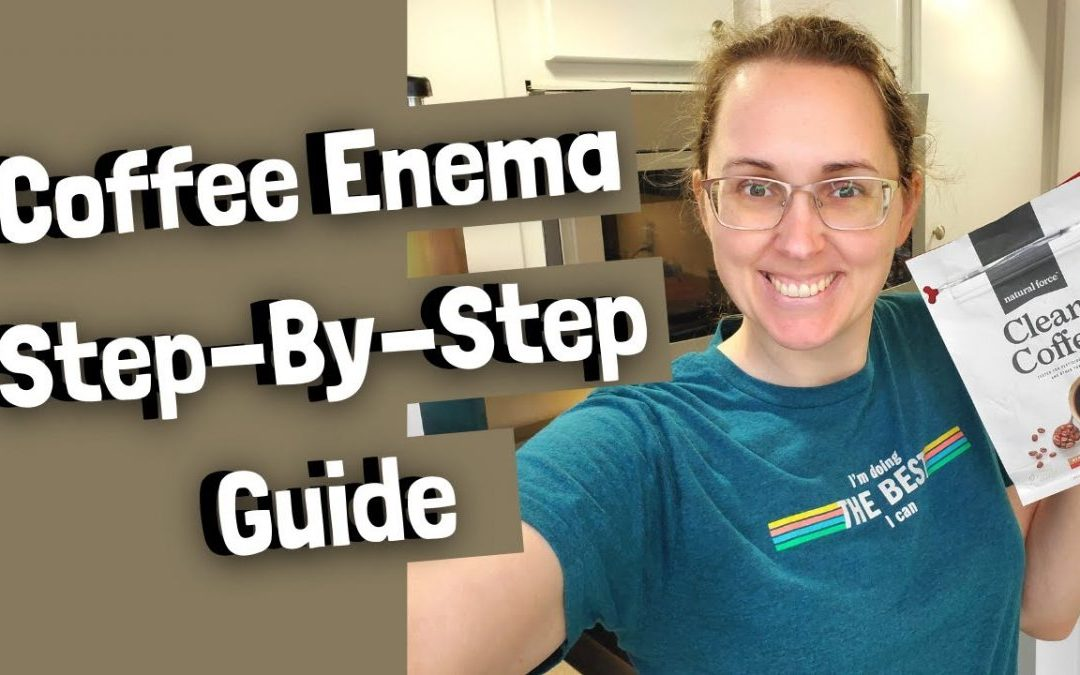 How to Do Coffee Enemas at Home: Your A-Z How to Guide