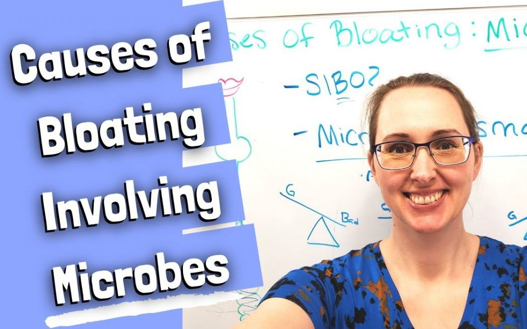Causes of Bloating Involving Microbes
