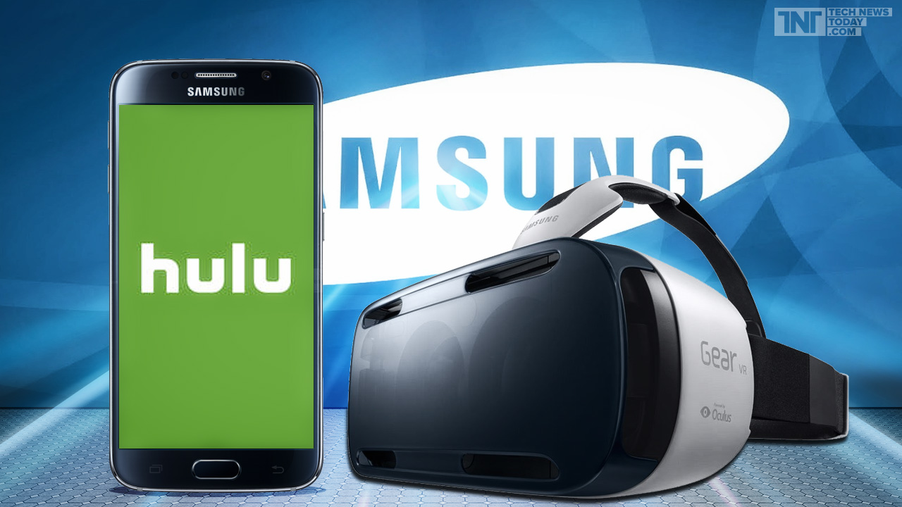 Netflix and Hulu plan to introduce new virtual-reality apps